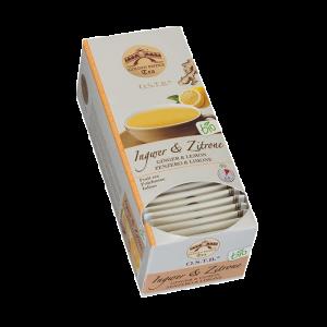 GOLDEN BRIDGE TEA O.S.T.B Ingwer & Zitrone